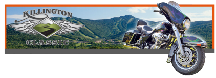 Killington Classic Motorcycle Rally Aug 28-31, 2014