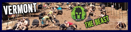 Vermont Spartan Beast Race @ Killington - the beast